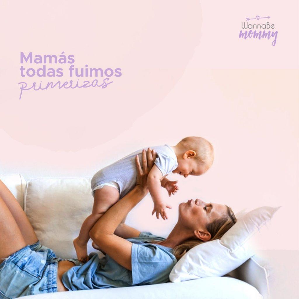 Mamás, todas fuimos primerizas…, Wannabe Mommy