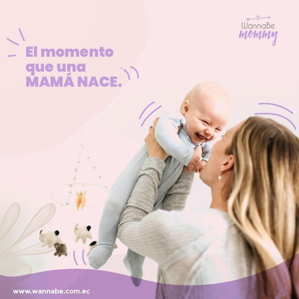 El momento en que una mamá nace…, Wannabe Mommy